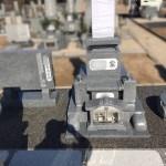 福山市芦田町にて、お墓の基礎工事(納骨室)〜墓建て・ストーンレジンをしました!!