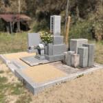 庄原市総領町にて、墓誌の設置をしました!!