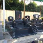 三次店に新しくデザイン墓石が仲間入りしました!!