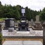 庄原市高野町にて、和型のお墓を建てました!!