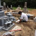 世羅郡世羅町にて、お墓のリフォーム、リノベーションをしました!!