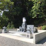 広島県世羅郡世羅町にて、新しくお墓(和型墓石)を建てました!!